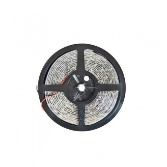 Banda Led multicolora Thames RGB Three Chips, 5m, waterproof IP65, 72W, 12V, 4320 lm, IP65