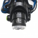 Lanterna frontal cu led Home HLM 4,  800 lm, zoom, corp metalic