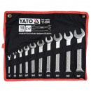 Set chei fixe 6X7-24X27mm, Yato YT-0380, 10 buc, Cr-V