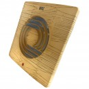 Ventilator axial de perete, Helix 100-Maple, debit 100 m3/h, diametru 100 mm, 12W