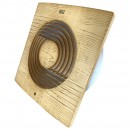 Ventilator axial de perete, Helix 150-Maple, debit 150 m3/h, diametru 150 mm, 20W