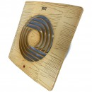 Ventilator axial de perete, Horoz Fan 120-Maple, debit 120 m3/h, diametru 120 mm, 15W
