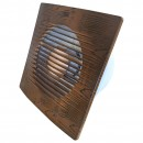 Ventilator axial de perete, Horoz Fan 150-Walnut, debit 150 m3/h, diametru 150 mm, 20 W